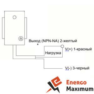 Дополнительный магнитный контакт для измерения уровня жидкости электрика