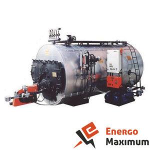 Котел паровой шотландского типа на жидком и газообразном топливе типа G-SB