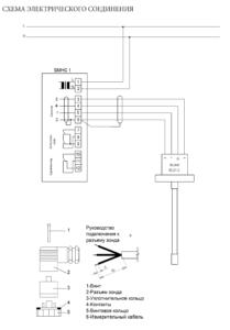 Автоматический контроллер высшего уровня воды