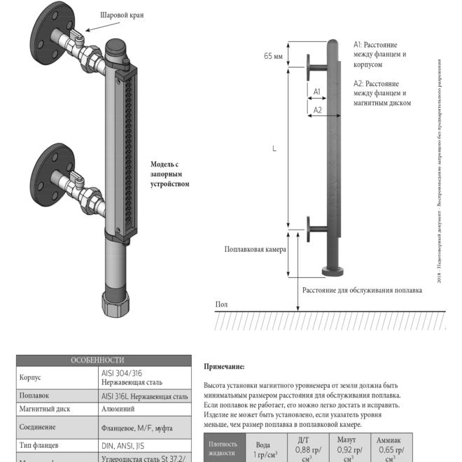 Магнитный-уровнемер-с-запорным-устройством-1