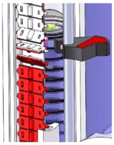 Чувствительный элемент (моностабильный выключатель, бистабильный выключатель)